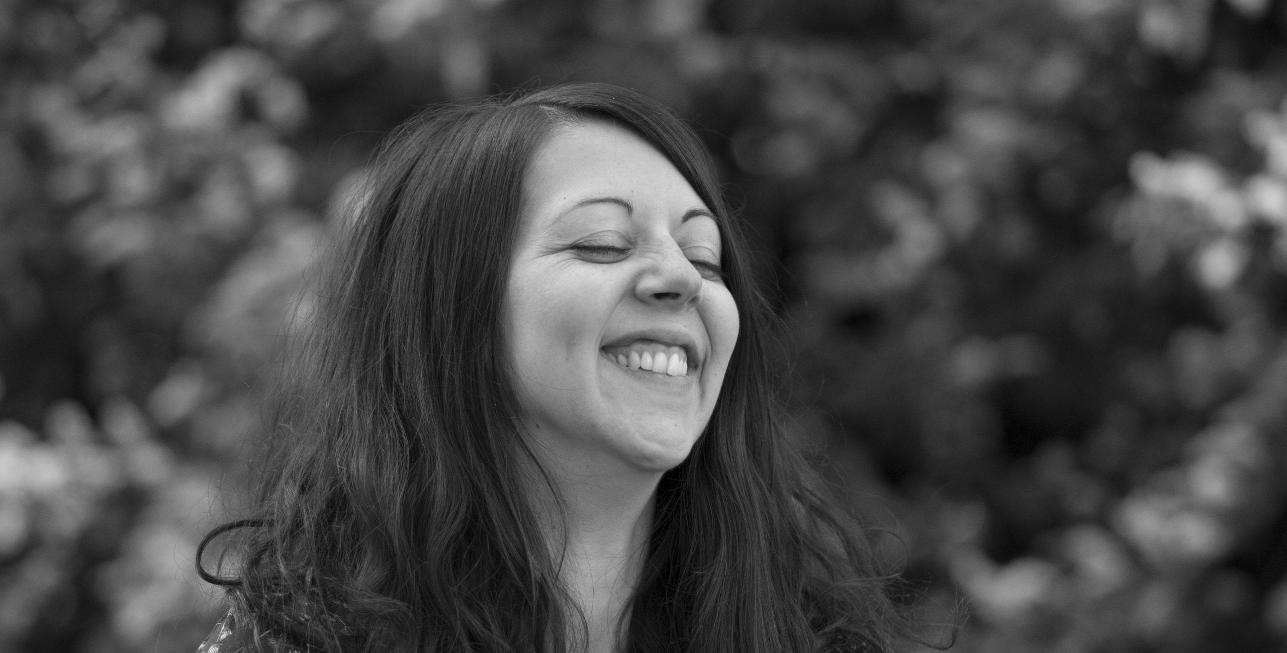 Über mich - Sarah Näher Portrait