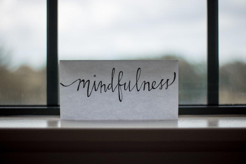 Mindfulness - Achtsamkeit - Ideen zum Durchatmen
